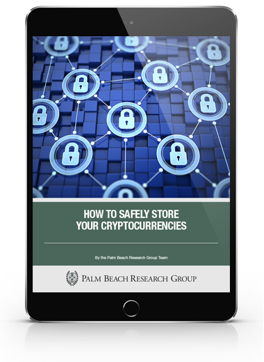 Safely Store Your Cryptocurrencies