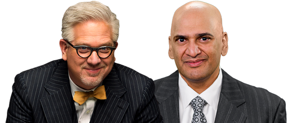 Glenn Beck and Teeka Tiwari